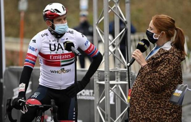 Gent-Wevelgem - Alexander Kristoff hoopt op beterschap in Ronde van Vlaanderen