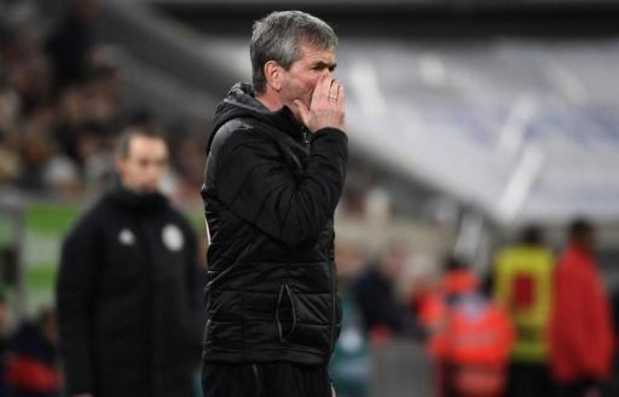 Friedhelm Funkel n'est plus l'entraîneur du Fortuna Düsseldorf
