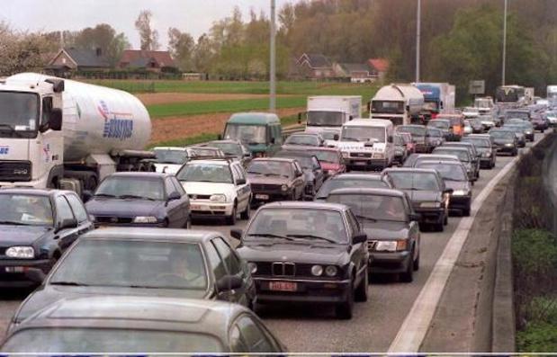 Stevige hinder op Brusselse Buitenring door ongevallen