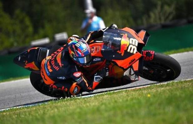 Binder wint in Tsjechië zijn eerste MotoGP-manche