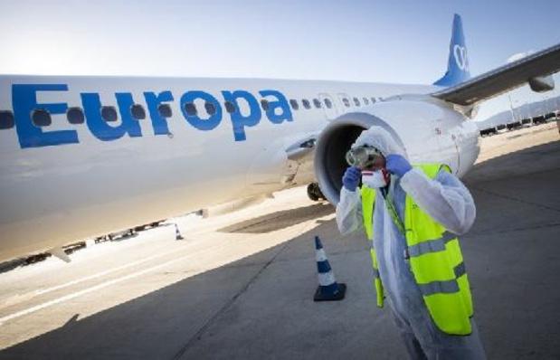 La commission européenne enquête sur le projet d'acquisition d'Air Europa par IAG