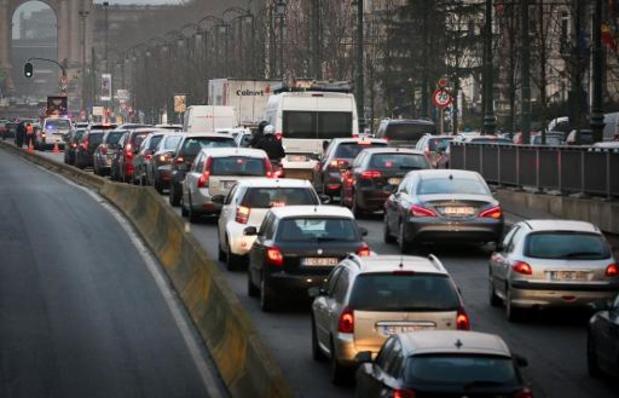 Ville de Bruxelles - La majorité soutient le projet de taxation kilométrique du gouvernement Vervoort