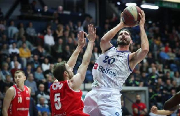 Euromillions Basket League - Nouvelle victoire montoise dans le derby hennuyer, Ostende sans problème à Liège