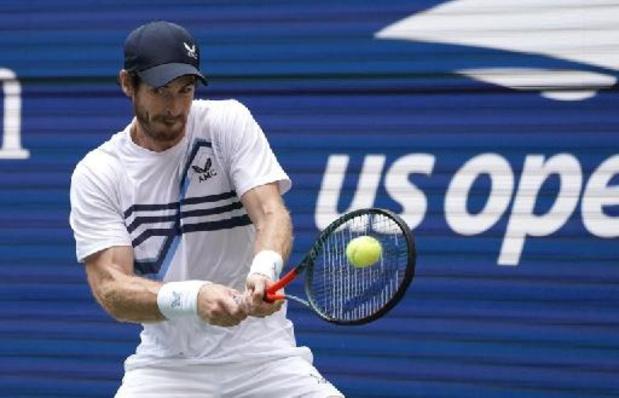 US Open - Stefanos Tsitsipas bat Andy Murray au premier jour de tournoi à Flushing Meadows