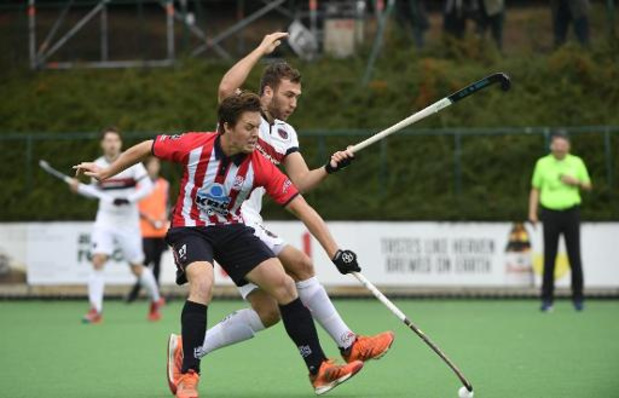 Belgian Hockey League - Léopold klopt Dragons in prestigeduel