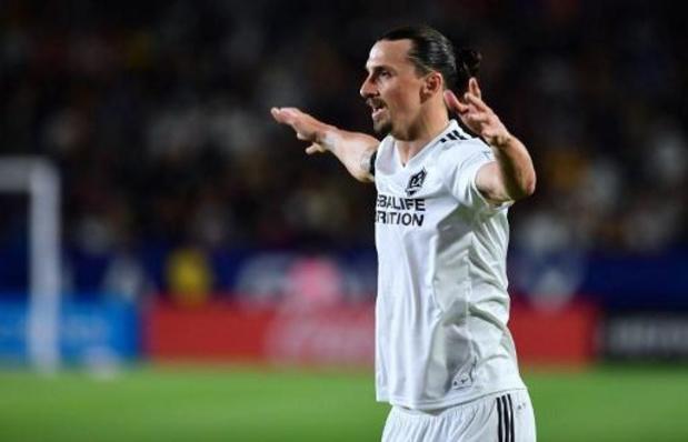 """MLS - """"Vous pouvez retourner regarder le baseball"""": Ibrahimovic annonce son départ de LA Galaxy"""