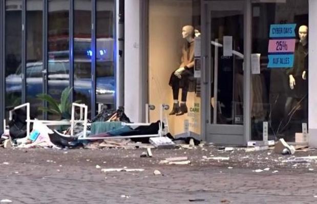 Dodentol van amokrit in Trier opgelopen tot vier