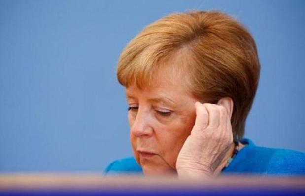 Coronavirus - Merkel waarschuwt voor zware wintermaanden