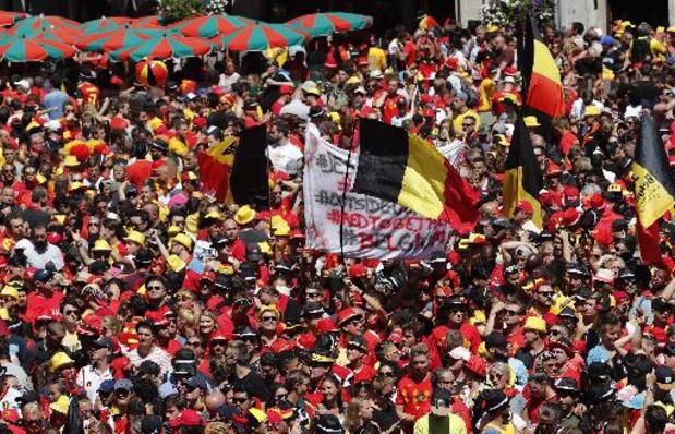 L'Union belge dévoile l'hymne des Diables pour l'Euro 2020