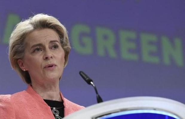 """La Commission met sur la table son """"paquet"""" d'initiatives vertes, déjà promis à débat"""