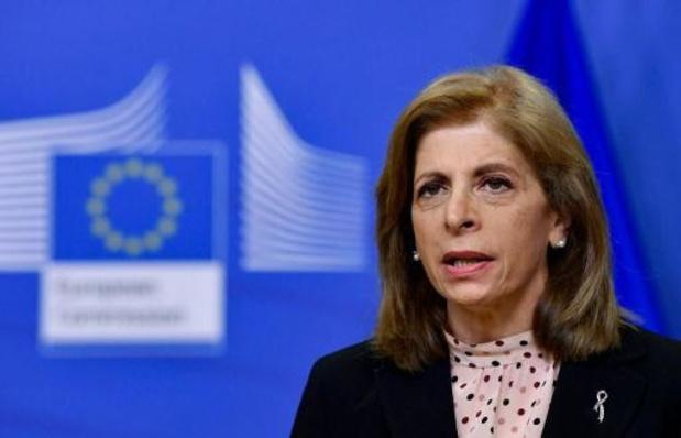 AstraZeneca krijgt verminderde levering niet uitgelegd aan Europese Unie