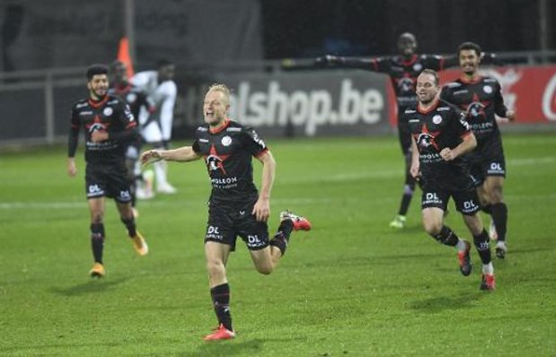 Jupiler Pro League - Mené 2-0, Zulte Waregem finit par s'imposer 2-3 à Eupen