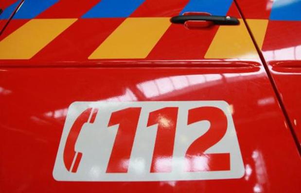 24 mensen naar ziekenhuis na zware woningbrand Anderlecht
