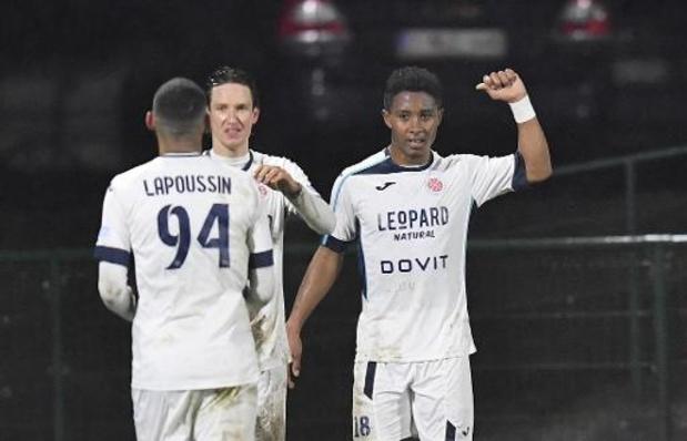 Jupiler Pro League - Lucas Ribeiro Costa signe à Charleroi