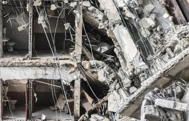 """Israël dit avoir """"neutralisé"""" le complexe de tunnels du Hamas à Gaza"""