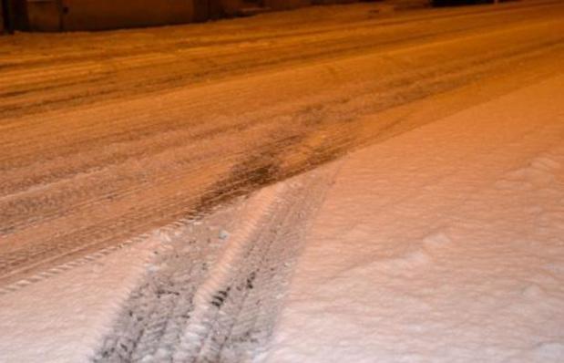 Morgenochtend kans op een (dun) laagje sneeuw