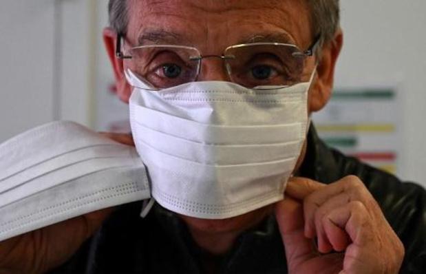 Huisartsen krijgen deze week elk 100 mondmaskers
