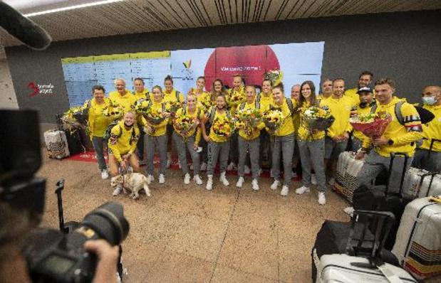 Les Belgian Cats conservent leur 6e place mondiale au classement FIBA