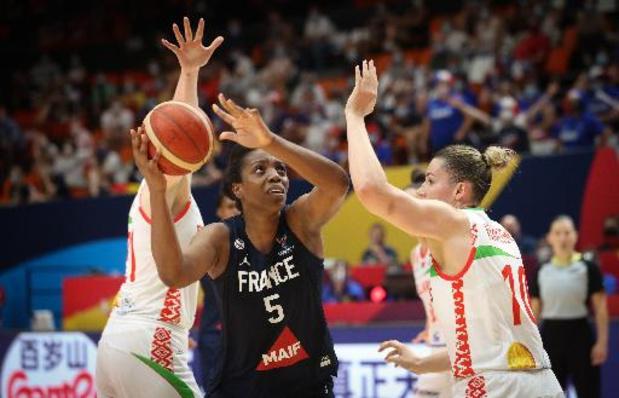 Euro de basket féminin - La France en finale soit face à la Belgique soit contre la Serbie