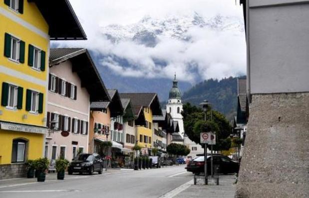 Eerste gemeente in Oostenrijk opnieuw in quarantaine