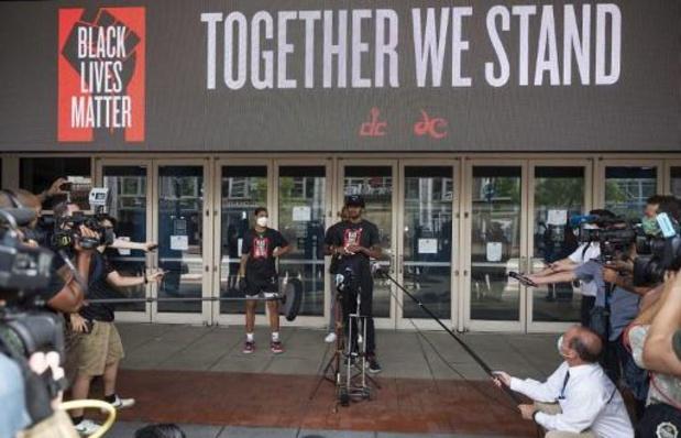 WNBA : pour la reprise après le boycott, Emma Meesseman s'incline avec Washington