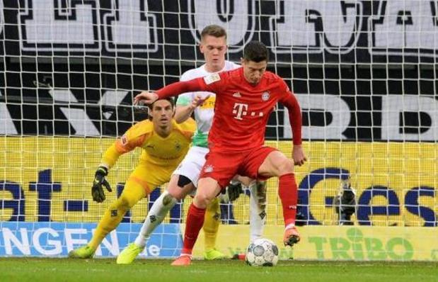 Bundesliga - Bayern München en RB Leipzig houden mekaar in evenwicht in topper