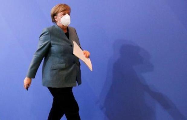 Angela Merkel connait des nuits troublées en raison de la crise sanitaire