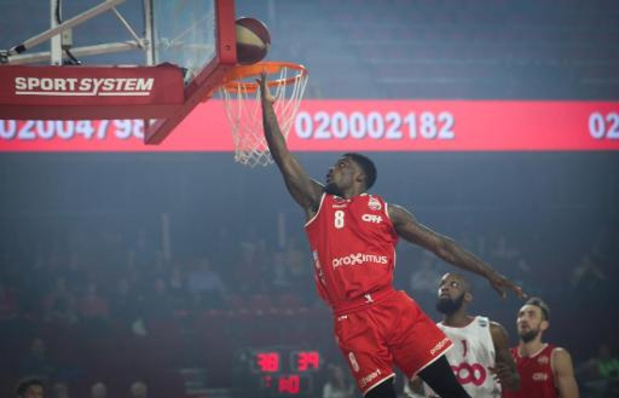 FIBA Europe Cup - Grosse prestation de Charleroi qui s'impose face à Donar Groningen