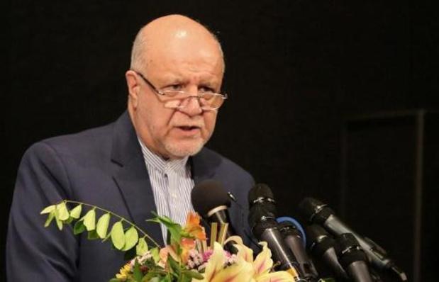 L'Iran relativise sa découverte d'un gisement de pétrole annoncée dimanche