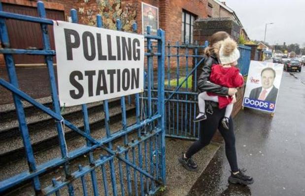 Pro-Britse unionisten lijden in Noord-Ierland nederlaag tegen Ierse nationalisten