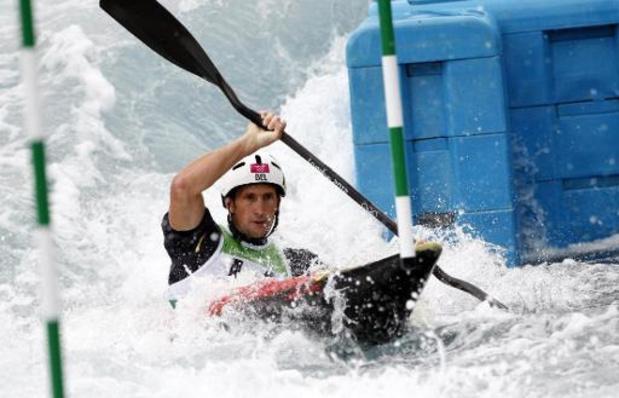 Mathieu Doby 14e en série à Pau, seule manche mondiale de l'année