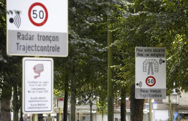 Een op drie buitenlanders betaalt Belgische verkeersboete niet