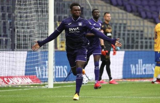 Jupiler Pro League - Anderlecht zet STVV vlot opzij en pakt eerste zege van het seizoen