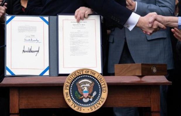 Trump signe le nouvel accord de libre-échange avec le Canada et le Mexique