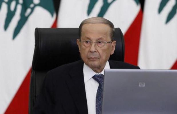 President Aoun roept op van Libanon 'lekenstaat' te maken