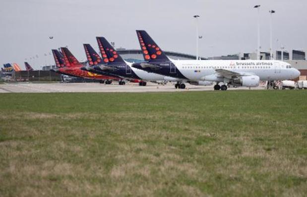 Brussels Airlines développe un projet pilote de tests rapides dans les avions