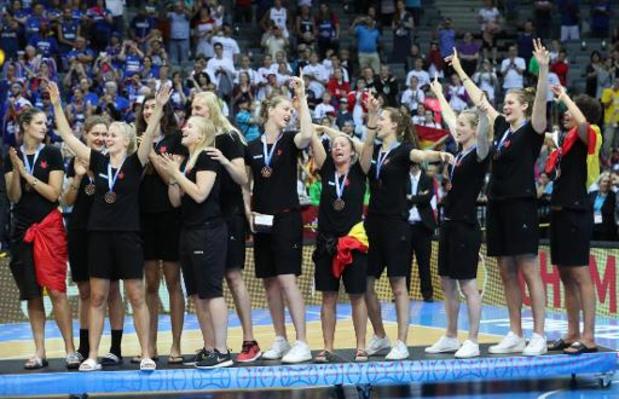EK basket 2021 (v) - Valencia neemt eindfase van EK over van Parijs