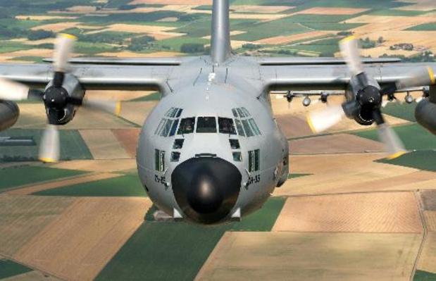 Talibans au pouvoir en Afghanistan - Red Kite: un troisième C-130 belge en route pour Islamabad