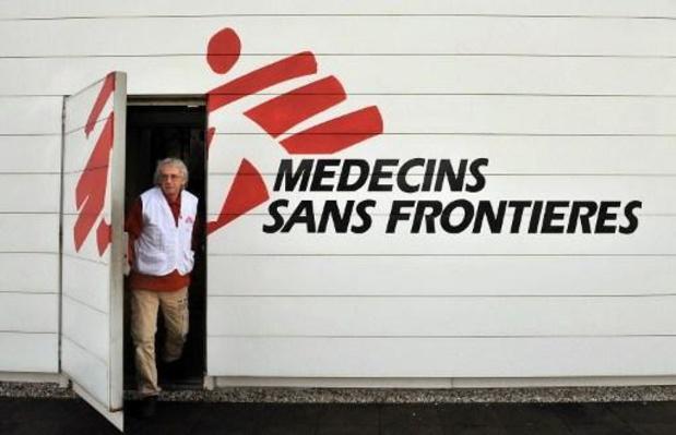 Médecins Sans Frontières lance un fonds d'urgence international