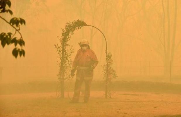 Incendies en Australie - La Nouvelle-Zélande aussi confrontée à des feux alors que ses pompiers aident en Australie