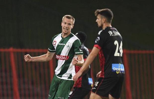 1B Pro League - Lommel nestelt zich naast Lierse K op tweede plaats na zege op RWDM