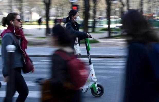 Slim Naar Antwerpen gaat elektrisch fietsen en steppen over langere afstand promoten