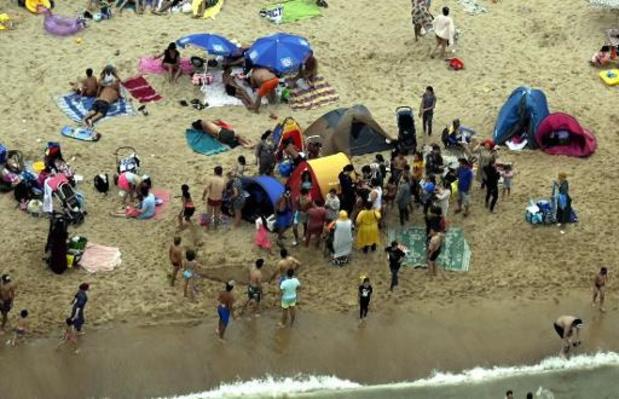 Politievakbonden willen festivalaanpak aan de kust