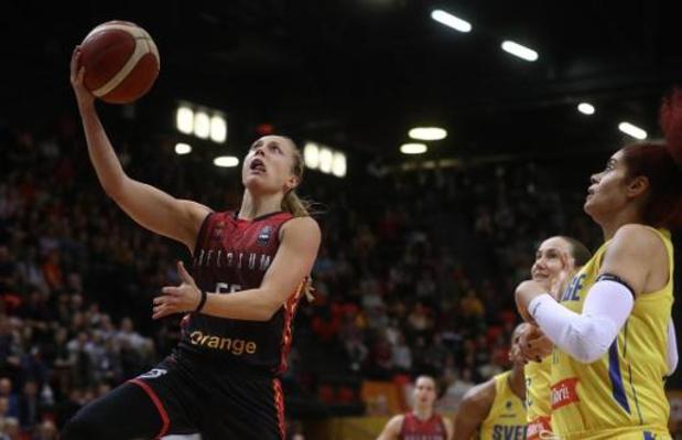 WNBA - Deuxième défaite pour Julie Allemand avec Indiana