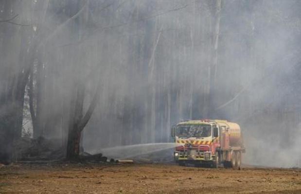 Incendies en Australie: quatre morts, selon un dernier bilan