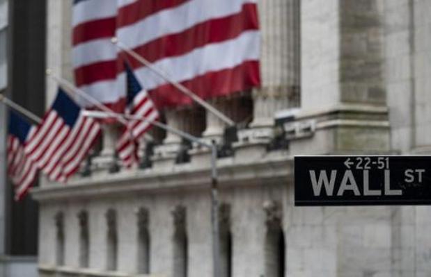 Wall Street enregistre en avril son meilleur mois en plusieurs décennies
