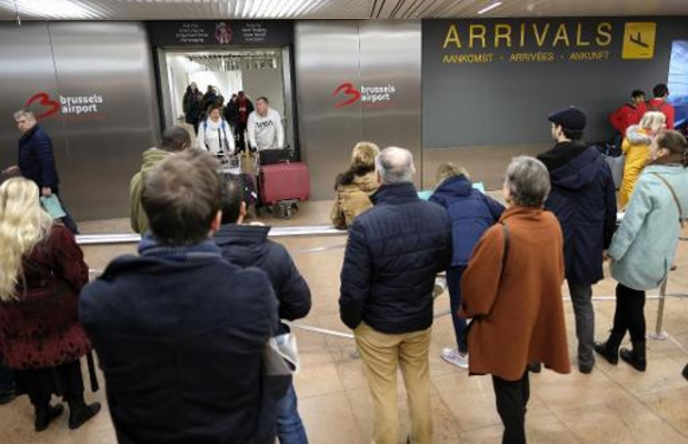Actions au sein de la police aéroportuaire : peu de perturbations mercredi