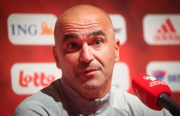 """Martinez over 100e interland Lukaku: """"Romelu is een icoon van het Belgisch voetbal"""""""