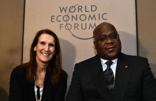 Premier Wilmès brengt bezoek aan Congo