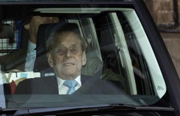Le prince Philip fête ses 99 ans confiné avec la reine à Windsor